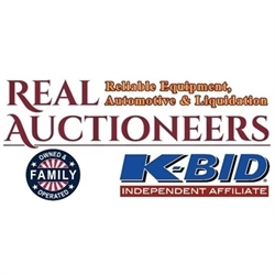 Real Auctioneers Logo