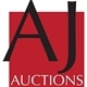 Andrew Jones Auctions Logo