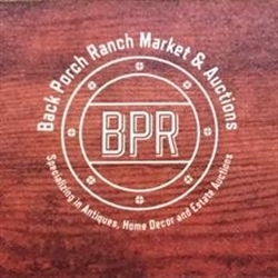 Back Porch Ranch Auctions Logo