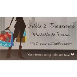 Frills 2 Treasures Logo
