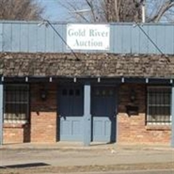 Gold River Auction Co. Logo