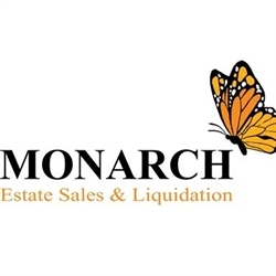 Monarch Estate Sales & Liquidation Logo