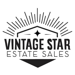 Vintage Star Estate Sales Logo