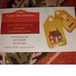 Estate Sale Solutions Of Florida Logo