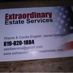 Extraordinary Estate Services Logo