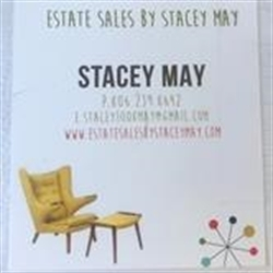 Estate Sales By Stacey May Logo