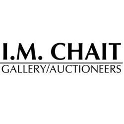 I.M. Chait Gallery/Auctioneers Logo