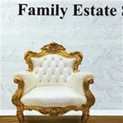 Family Estate Sale Specialist Logo