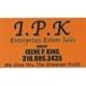 IPK Enterprises Estate Sales Logo