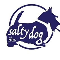 Salty Dog Antiques Logo