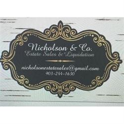 Nicholson & Co. Logo