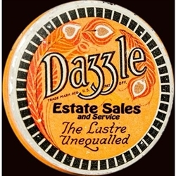 Dazzle Estate Sales & Services Logo