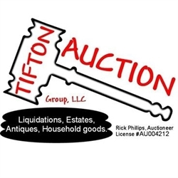 Tifton Auction Group, LLC Logo