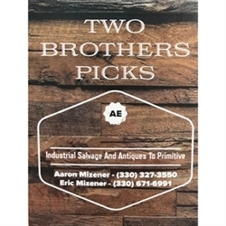Two Brothers Picks Logo