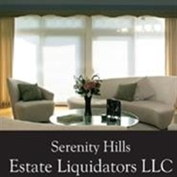 Serenity Hills Estate Liquidators, LLC Logo