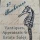 27seahorses Vantiques, Appraisals & Estate Sales Logo