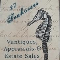 27seahorses Vantiques, Appraisals & Estate Sales