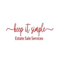 Keep It Simple Estate Sales Logo