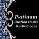 Platinum Auction House Logo