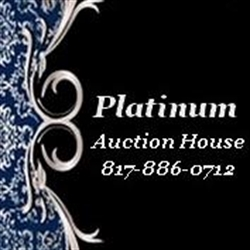 Platinum Auction House Logo