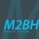 M2BH | Mountain To Beach Logo