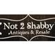 Not 2 Shabby Logo