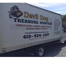 Devil Dog Treasure Hunters