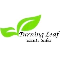 Turning Leaf Estate Sales Logo