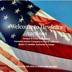 Hewlett's Antique Auctions