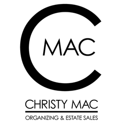 Christy Mac Estate Sales & Organizing Logo