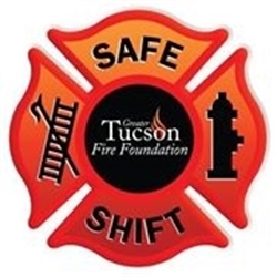 Greater Tucson Fire Foundation Safe Shift Estate Sale Resale Logo