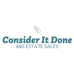 Consider It Done K&S Estate Sales