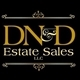 DN&D Estate Sales, LLC Logo