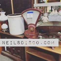 Neils Disco & Furniture Co Logo