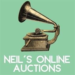 Neil's Online Auctions Logo