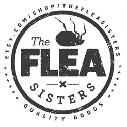 The Flea Sisters, LLC Logo