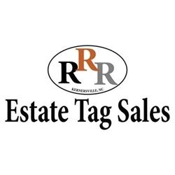 R.R.R. Estate Tag Sales Logo
