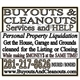 Buyouts and Cleanouts Logo