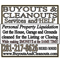 Buyouts and Cleanouts
