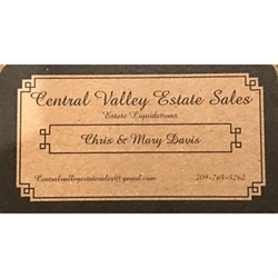 Central Valley Estate Sales Logo