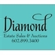 Diamond Estate Sales & Auctions Logo