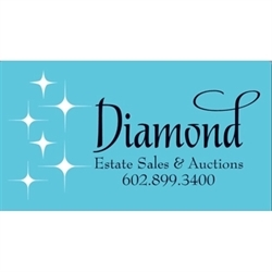 Diamond Estate Sales & Auctions Logo