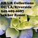 Hr Ur Collections Logo