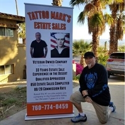 Estate Sales By Tattoo Mark