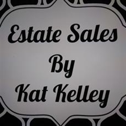 Estate Sales By Kat Kelley Logo