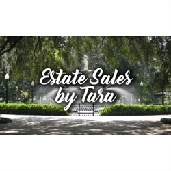 Estate Sales By Tara Logo