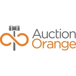 Auction Orange Logo