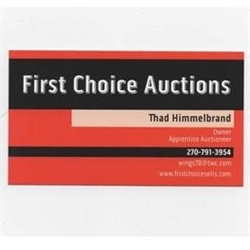 First Choice Auctions Logo