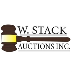 W. Stack Auctions Inc Logo