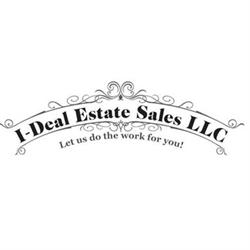 I-Deal Estate Sales Logo